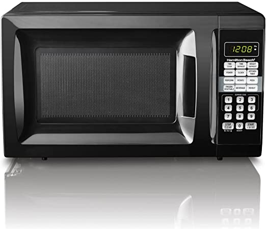 Amazon.com: Hamilton Beach 0,7 Cu ft Horno de microondas ...