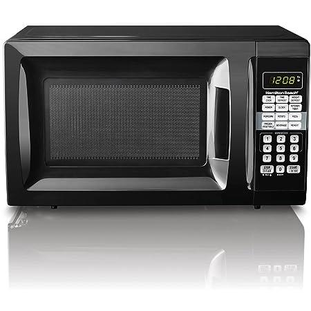 Hamilton Beach 0.7 cu ft Microwave Oven Black