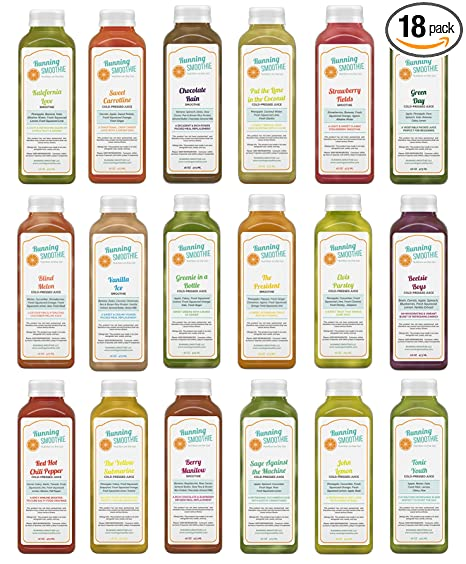 The 8 best bottled smoothies