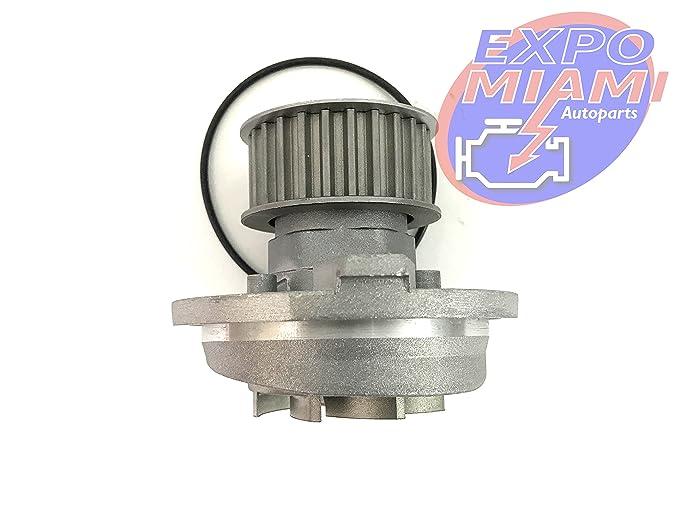 Scitoo Correa Dentada Bomba de Agua Kit para 1999 - 2002 Daewoo Nubira (Modelos de l DOHC L4 16 V Eng. Código x20se/Ecotec tbk309: Amazon.es: Coche y moto