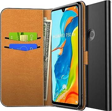 Yocktec Funda para Huawei P30 Lite 2019, Funda de Billetera con ...