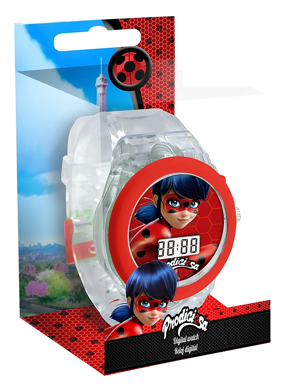Amazon.com: Ladybug – Digital Clock with Light (Kids lb17057): Toys & Games