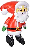 Amazon Com Accoutrements Inflatable Christmas Tree Toys