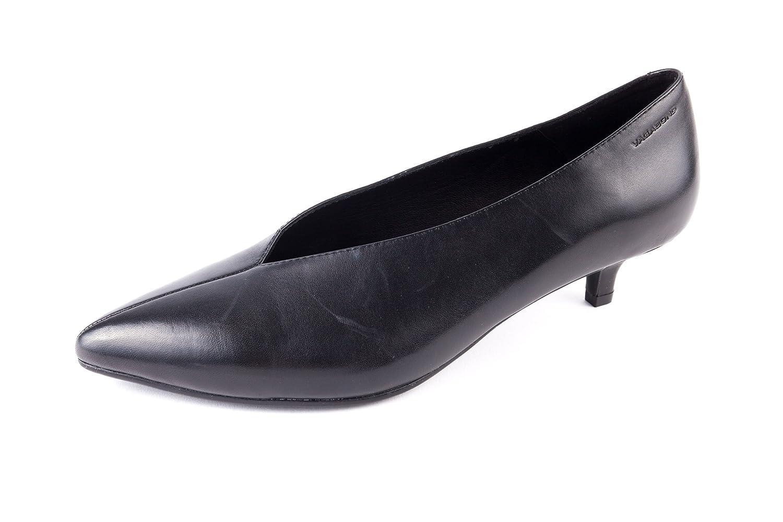 Vagabond VB-213-4407-201 - Zapatos de Vestir de Piel Lisa para Mujer Negro Negro 4407-201 37 EU