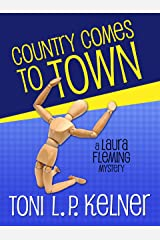 Country Comes to Town (A Laura Fleming Mystery Book 4) Kindle Edition