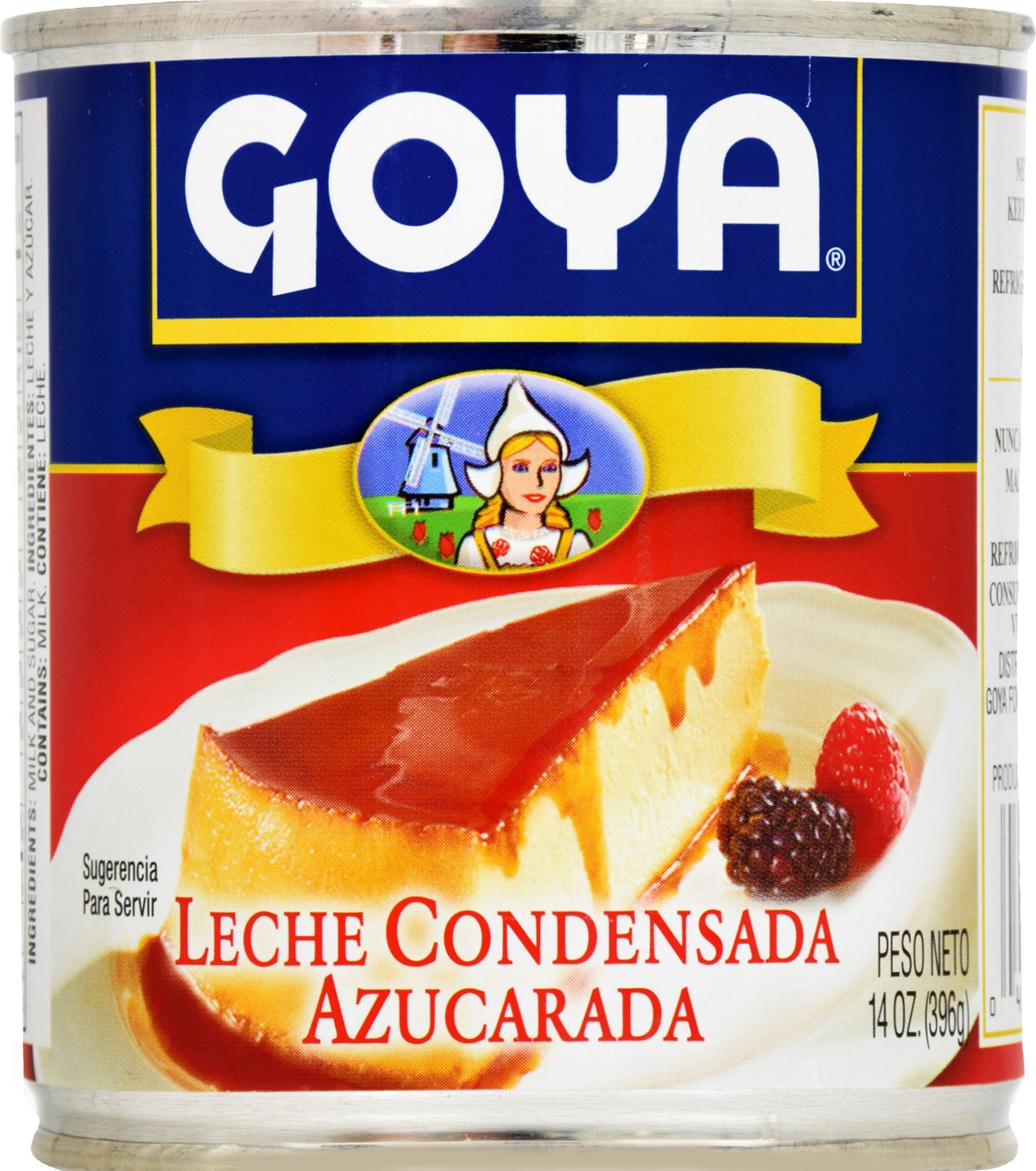 Amazon.com : Goya Foods Sweetened Condensed Milk, 14-Ounce (Pack of 24) : Grocery & Gourmet Food