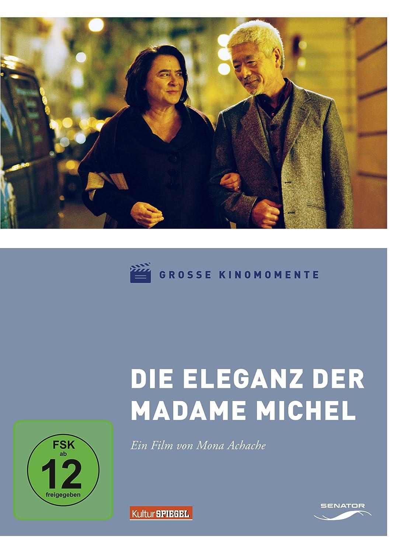 Die Eleganz Der Madame Michel Dvd 2009 Amazon Co Uk