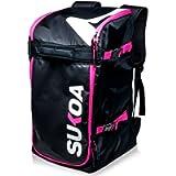 Ski Boot Bag Backpack 50L - Snowboard & Ski Boots, Helmet Travel Bag for Flying Air Travel - Ergonomic Skiing Gear…