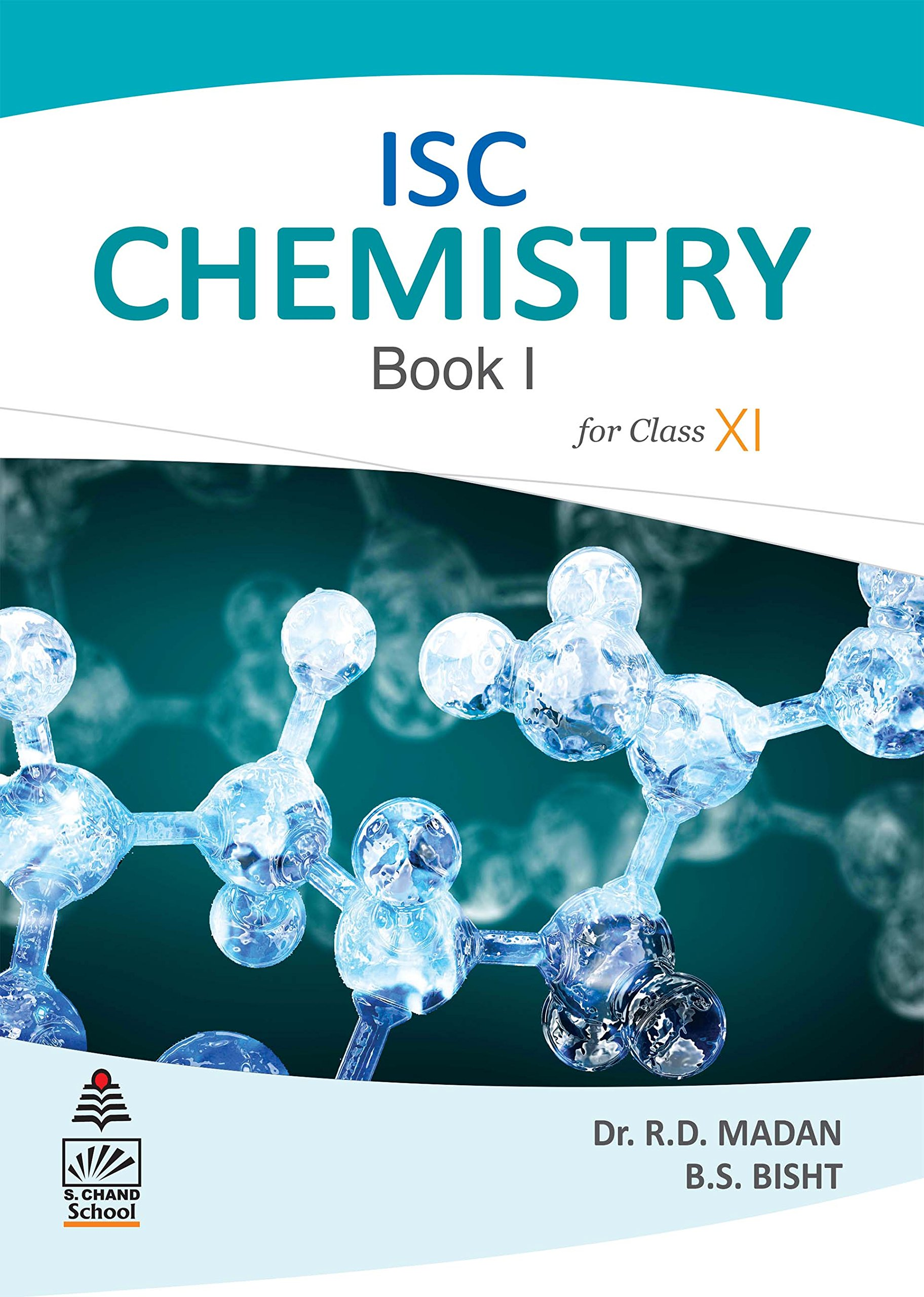 Amazon in: Buy ISC Chemistry Book I for Class XI Book Online