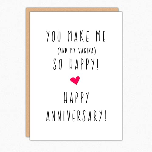 Amazon Funny Anniversary Cards For Boyfriend 173 You Make Me