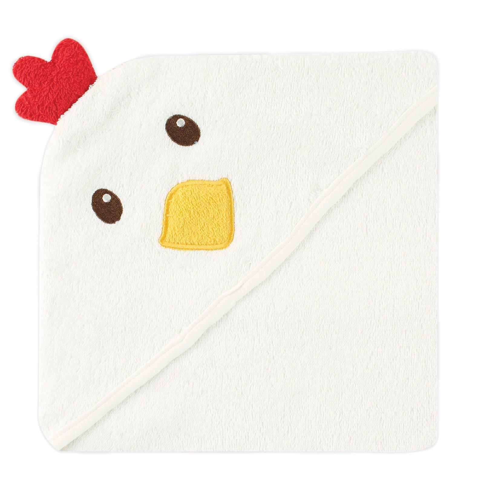 Amazon Com Dan Baby Cotton Cartoon Animal Hooded Towel