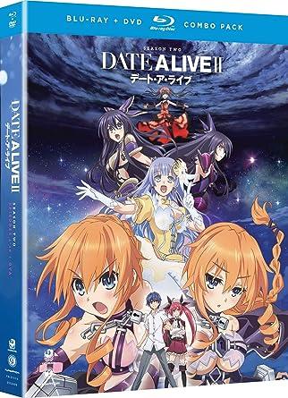 Date A Live II: Season 2 [Blu-ray + DVD]: Amazon ca: DVD