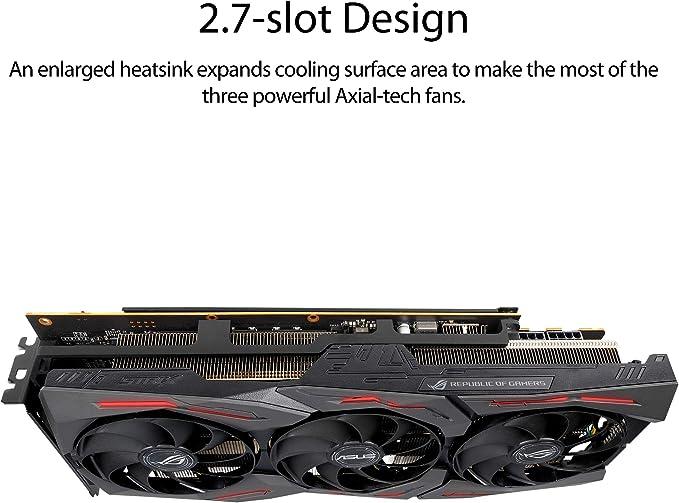 PCIe 4.0, 6GB GDDR6 memory, HDMI, DisplayPort, 1081p Gaming, Axial-tech Fan Design, Auto-Extreme, metal backplate DUAL-RX5600XT ASUS Dual AMD Radeon RX 5600 XT EVO Top Edition Gaming Graphics Card
