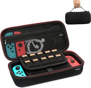 Neropoke Funda para Nintendo Switch Game Traveler Deluxe Case ...