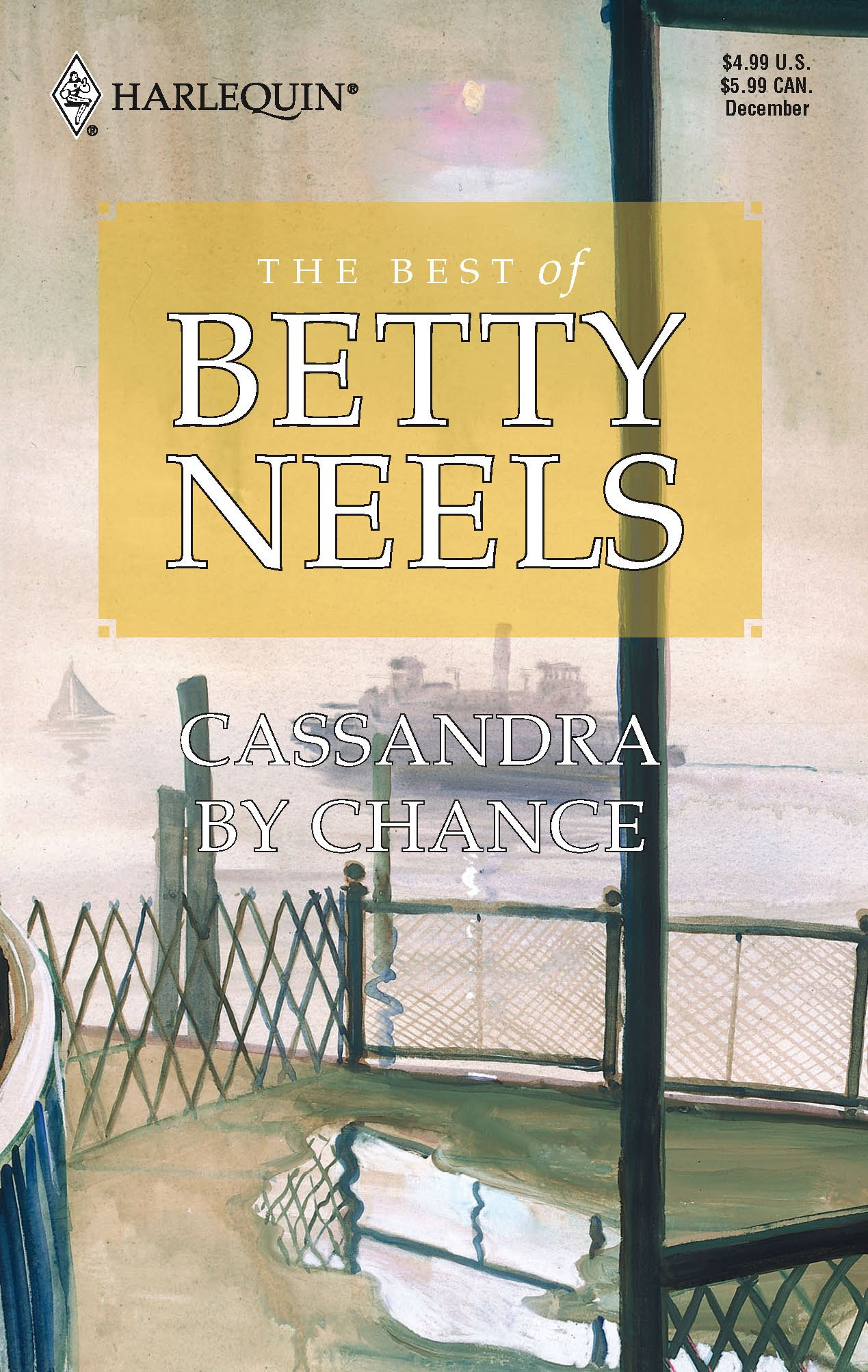 Read Online Cassandra By Chance (Best of Betty Neels) PDF