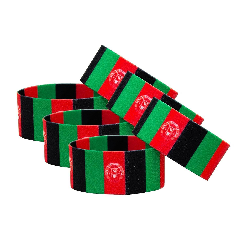 Fanlets Fan-Armb/änder Afghanistan Gr/ö/ße M