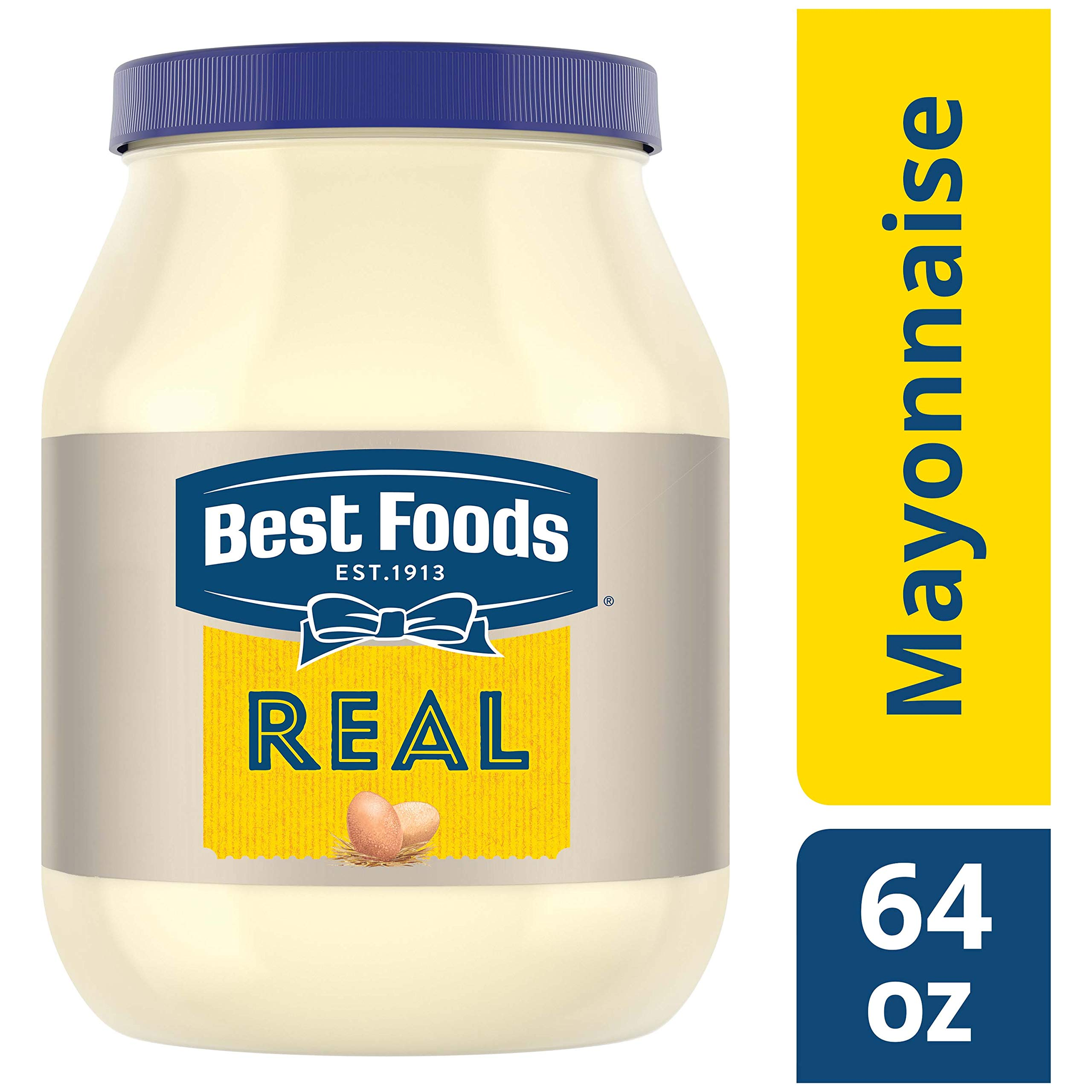 Best Foods Real Mayonnaise - 64 oz