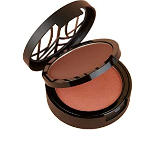 The Lip Bar   Fresh Glow 2-Layer compact   2-in-1 bronzer and blush duo   Vegan Makeup   Double Date