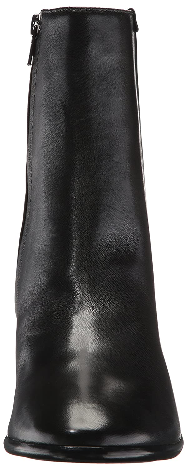 FRYE Women's Julia Bootie Boot B01N7KMEWY 8 B(M) US|Black Soft Nappa Lamb