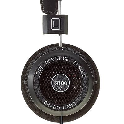 Grado SR80e Prestige Series Open Backed Headphone
