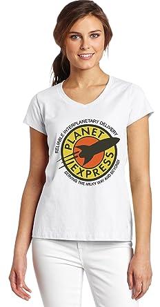 Planet Express Futurama Camiseta Manga Corta