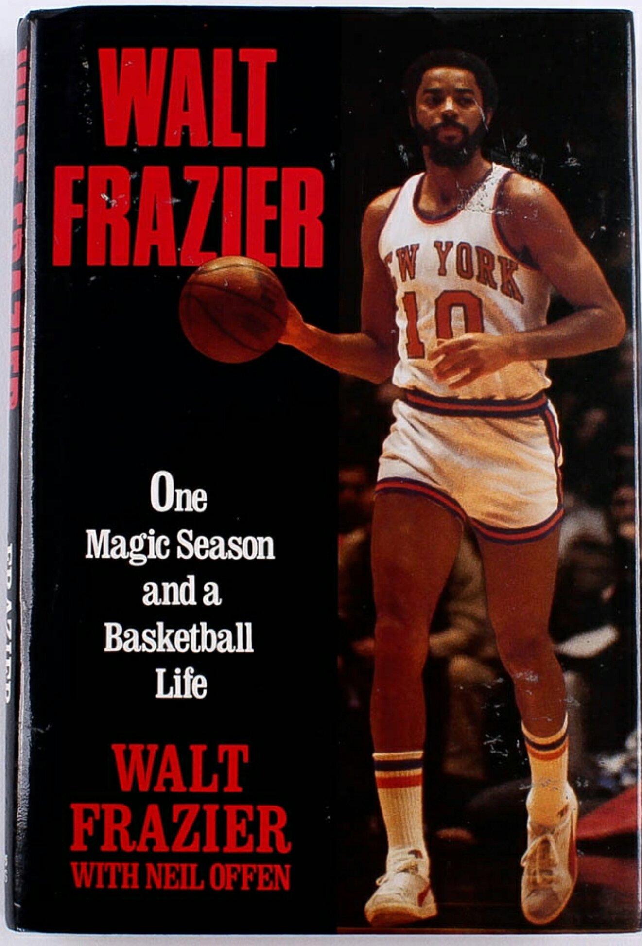 810f6cdf67f Walt Frazier  One Magic Season and a Basketball Life Mass Market Paperback  – November 1