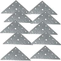 AERZETIX: 10x Placa triangular de montaje fijación instalación