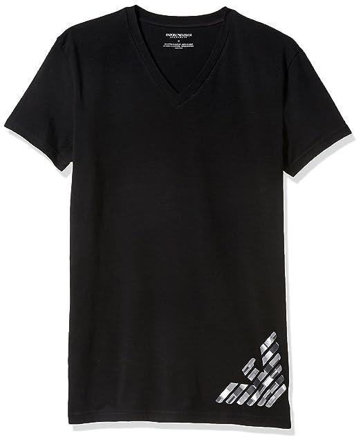 Emporio Armani - Camiseta Interior - para Hombre: Amazon.es: Ropa y accesorios