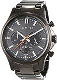 Esprit Herren-Armbanduhr Mathias Chronograph Quarz Leder