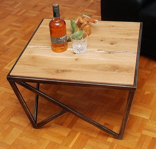 Couchtisch Venly I Beistelltisch Massivholz Tischplatte Eiche