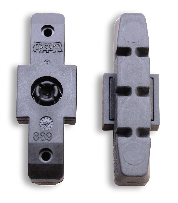 Magura HS-11 HS-33 Brake Pads Hydraulic Calliper Brakes Set of 4 Black Original