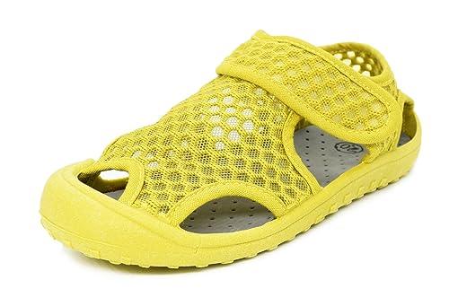 7d6ef277b7327 KVbaby Sandalias Punta Cerrada para Niños Suela ES Muy Flexible Sandalias  Niña Suave Sandalias de Malla para Niño Anti-Deslizante  Amazon.es  Zapatos  y ...