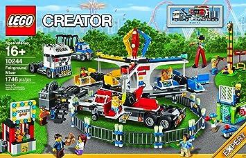 LEGO CREATOR 10244 - Atracción de feria