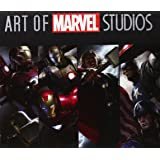 Art of Marvel Studios, The (Art of Marvel Movies)