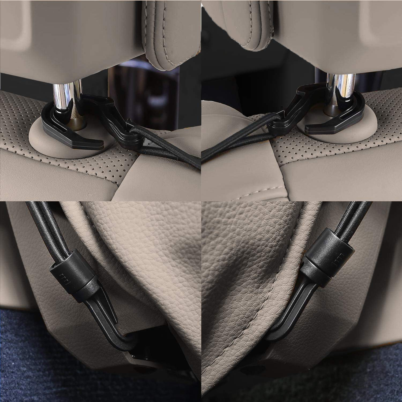 NatHom Universal Car Seat Storage Mesh//Organizer for Phone Purse Bag Pets Children Kids Disturb Stopper Nat-Hom