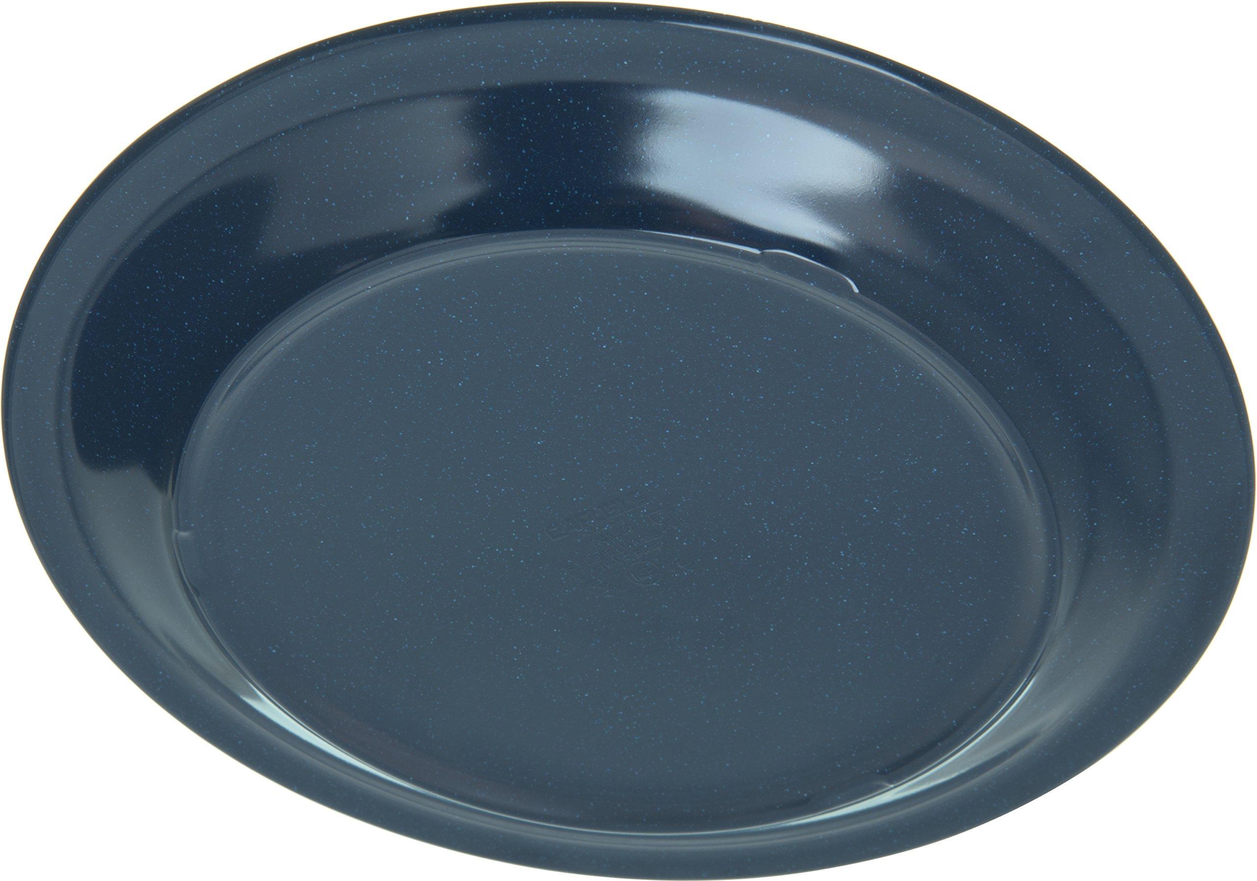Carlisle 4350035 Dallas Ware Melamine Dinner Plate, 10.20'' Dia. x 0.84'' H, Cafe Blue (Case of 48) by Carlisle (Image #5)