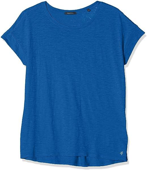 Marc OPolo 702215551249 Camiseta, Azul (Lagoon), XS para Mujer ...