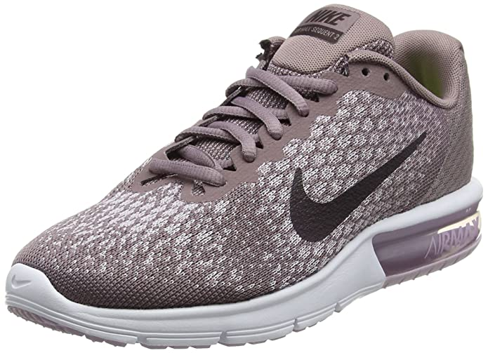 75a4974ad8542 Amazon.com   Nike Women's Air Max Sequent 2 Running Shoe   Running