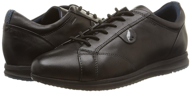 Geox D Avery Avery Avery B, Damen Sneakers Schwarz (schwarzc9997) b3b573