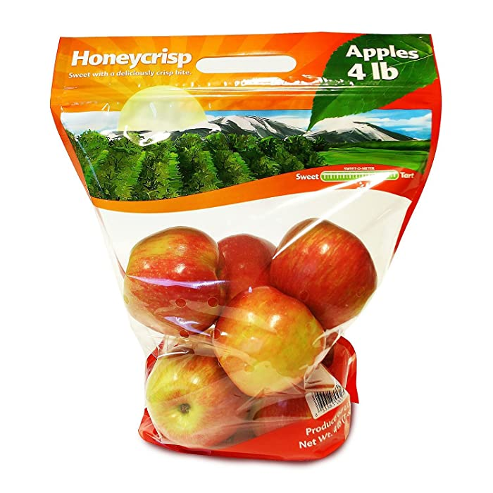 Top 5 Apple  Honeycrisp