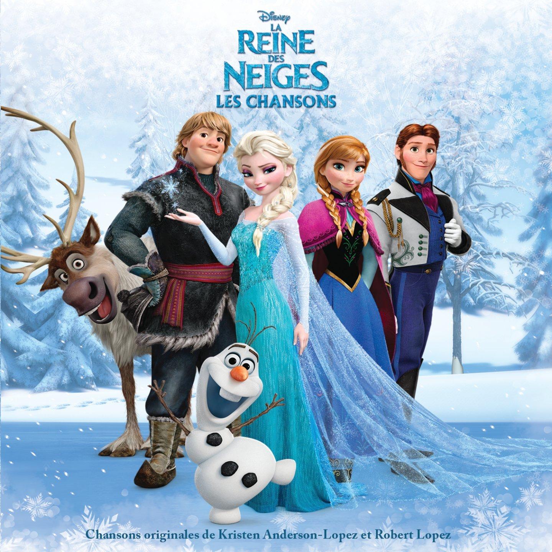 la reine des neiges les chansons multi artistes guillaume beaujolais amazonfr musique - Reine Neiges