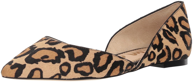 Sam Edelman Women's Rodney Ballet Flat B07BQZ48SQ 7 B(M) US New Nude Leopard
