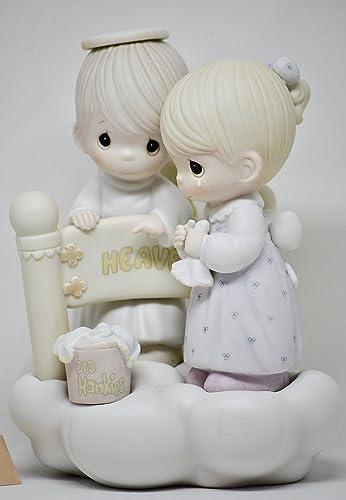 Precious Moments Figurine 101826 No Tears Past The Gate