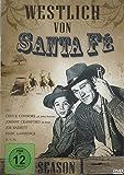 Westlich von Santa Fe: Season 1 - 16 Episoden [4 DVDs]