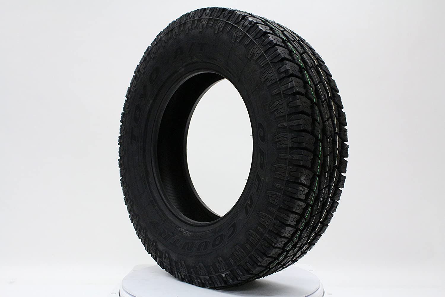 Amazon.com: Toyo Open Country A/T II Radial Tire - 265/65R17 110T: Automotive