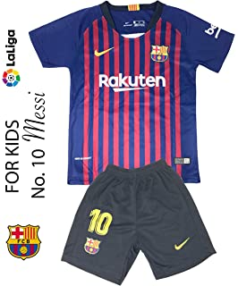 The Soccer Jersey and Short for Kids on Season 2019 - Best Soccer KIT for Kids
