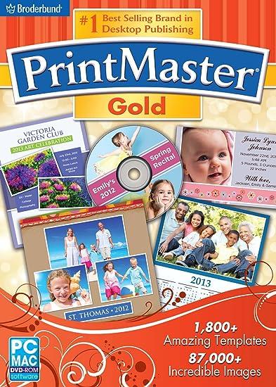 printmaster 16 gold