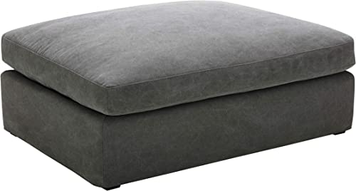 Amazon Brand Stone Beam Faraday Down-Filled Ottoman