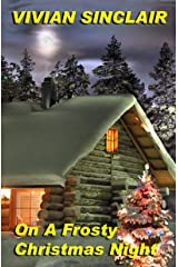 On A Frosty Christmas Night (Return To Wyoming Book 4) Kindle Edition