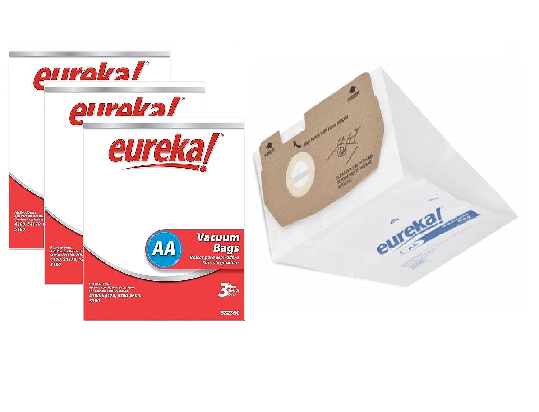 Genuine Eureka AA Eureka & WhirlWind Vacuum Bag 9-